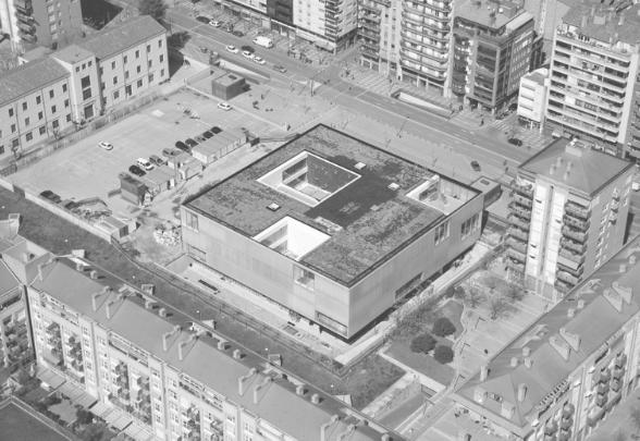 Inauguración de la Biblioteca de Girona