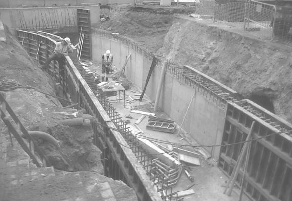 Finalización de las obras del puente de la Gleva sobre el Ter