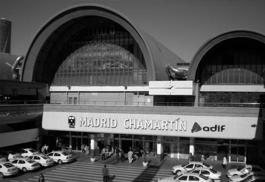 Meta Engineering, finalista para el diseño de la estación de Chamartín-Clara Campoamor