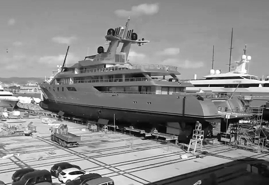 Meta Engineering oversees syncrolift project at Port of Barcelona