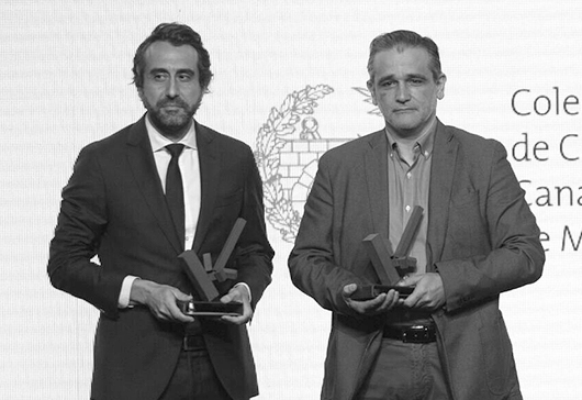 Meta Engineering, among the award-winning projects in the Premios Caminos Madrid 2020